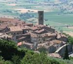 escursione giornaliera a Cortona e Val di Chiana